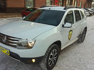 Renault Duster - 1